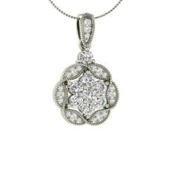 Vvs Diamond Necklaces Vvs Diamond Pendants For Women