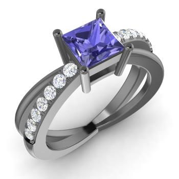 diamonds store diamond international ovtan thumbnail ext ring image slv safi small tanzanite kilima collections