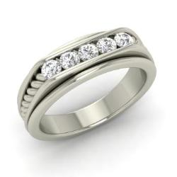 VVS Diamond Mens Wedding Bands VVS Diamond Mens Rings April