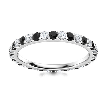 Black Diamond Rings For Women Rings Diamondere Natural Certified