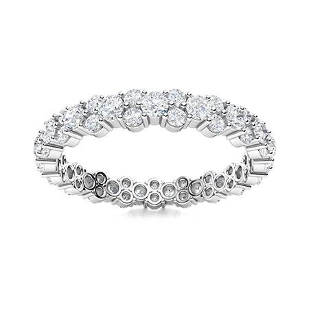 White Sapphire Rings For Women Rings Diamondere